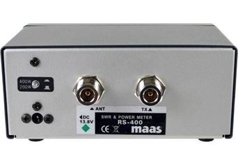MAAS RS400 arriere